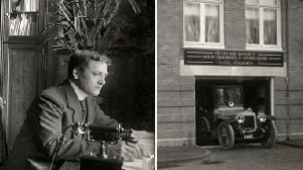 Kantoor Heere Van der Schaar - J.W. Brouwersplein 15 te Amsterdam